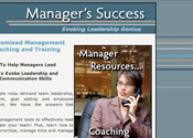 Manager's Success Visual Identity